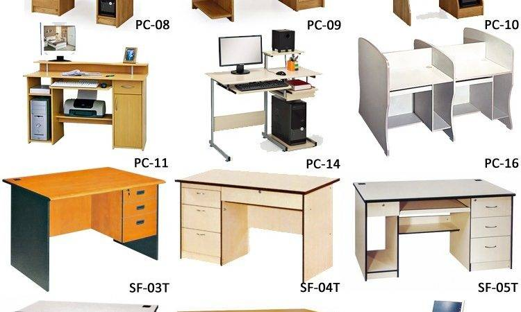 Study Table Designs Computer Home Wooden