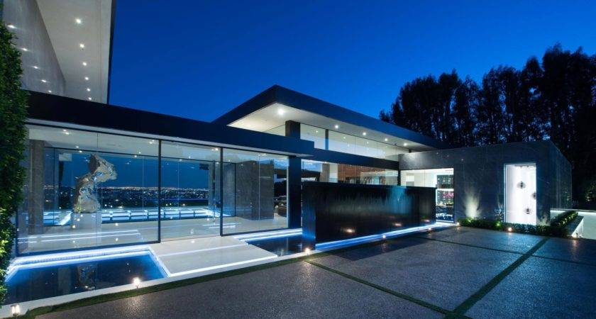 Stunning Contemporary Luxury Residence Bel Air Usa
