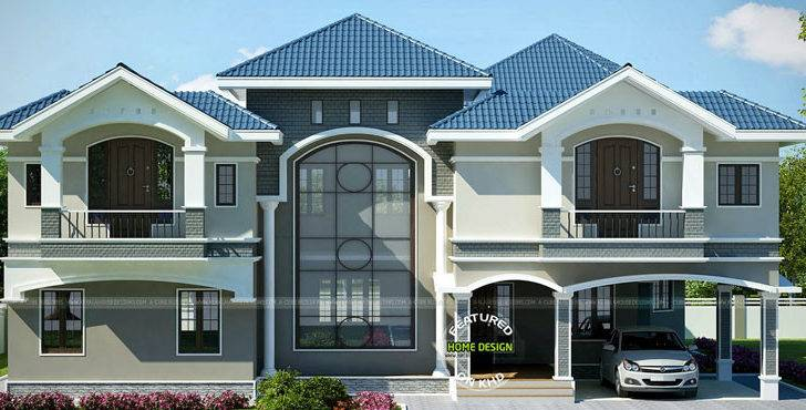 Stunning Duplex House Plans Pinoy