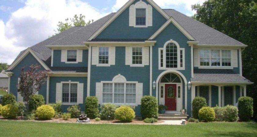 Stunning Exterior House Paint Color Ideas Stonerockery
