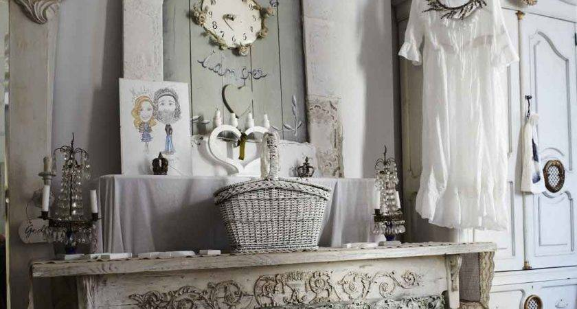 Stunning French Vintage Decor Ideas Applied Girl