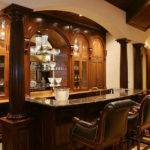 Stunning Home Bars Always Ready Guests