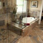 Stunning Ideas Natural Stone Bathroom
