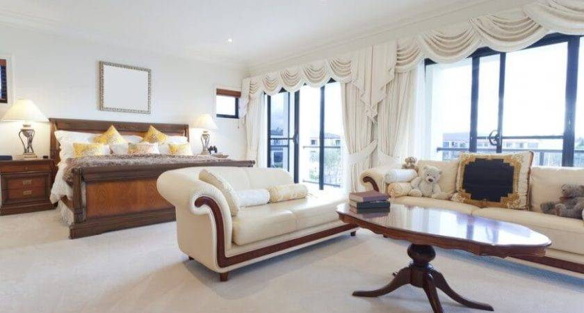 Stunning Master Bedrooms Couches Loveseats