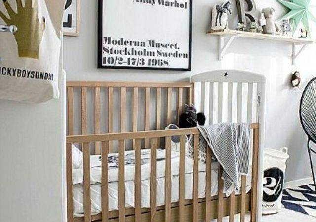 Stunning Modern Nursery Design Ideas