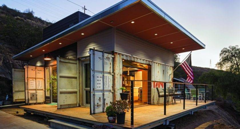 Stunning Pre Fab Homes Across North America Business
