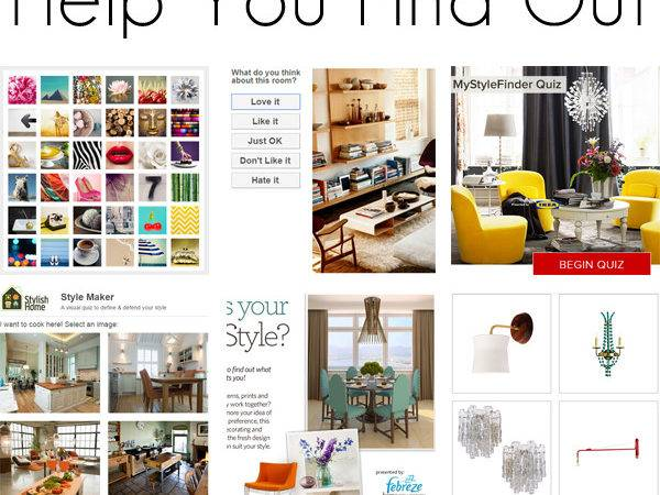 Style Inspiration Fun Quizzes Find Your Home Design