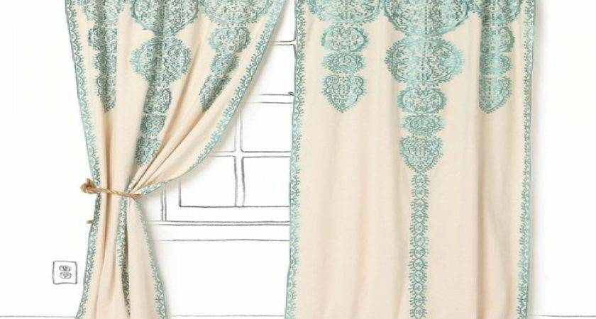 Styles Window Treatments Moroccan Curtains