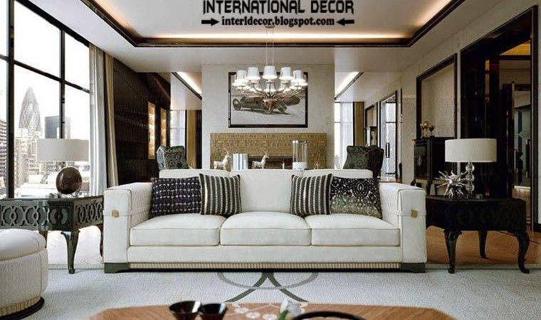 Stylish Art Deco Interior Design Furniture London
