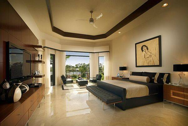 Stylish Bachelor Pad Bedroom Ideas