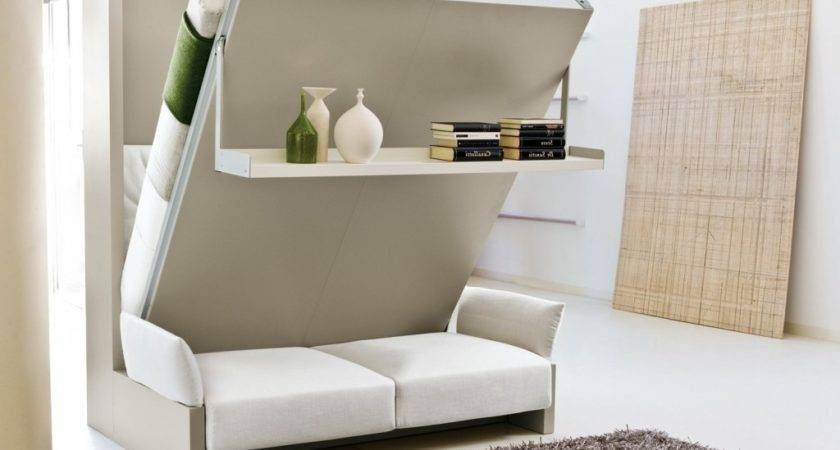 Stylish Convertible Furniture Small Spaces