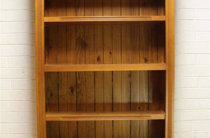 Stylish Decorative Quality New Cond Tall Bookcase