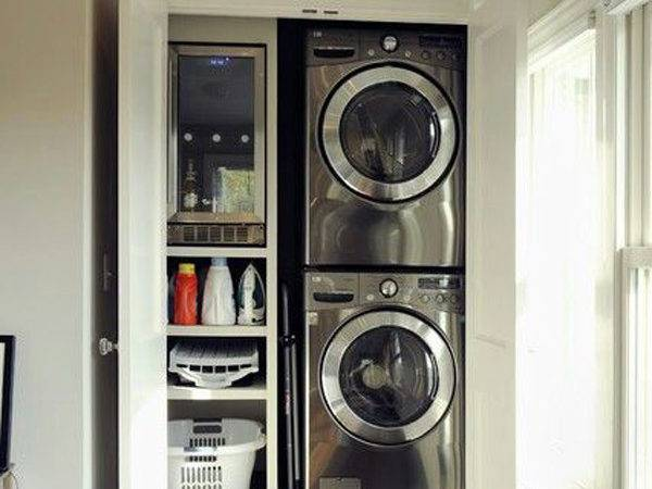 Stylish Hidden Laundry Room Designs Home Design