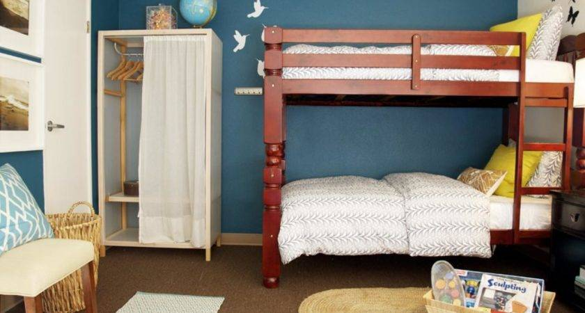Stylish Kids Bunk Beds Room Ideas Playroom