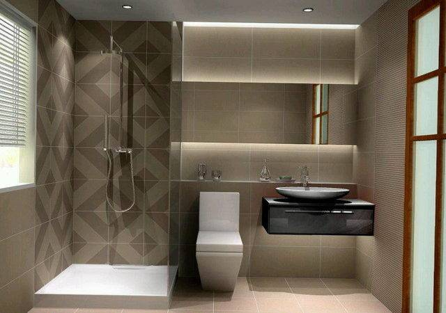 Stylish Modern Bathroom Designs Godfather Style