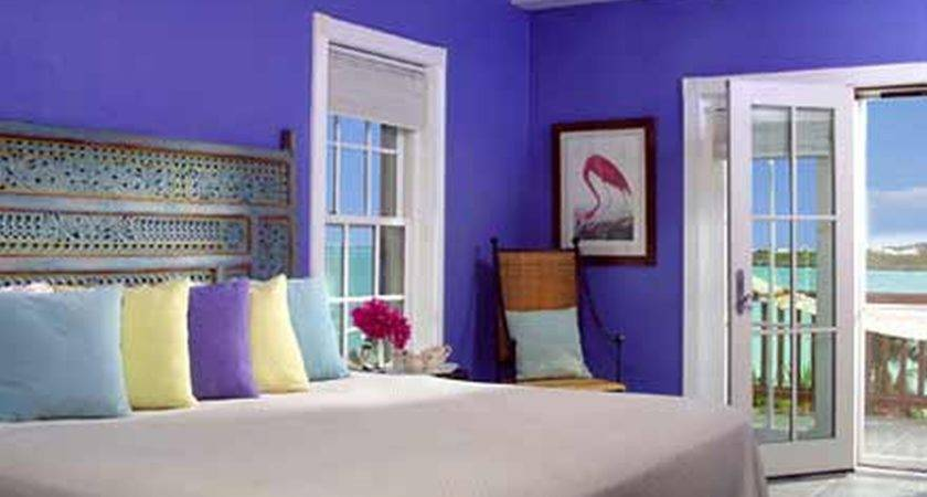 Stylish Teenage Bedroom Decors Blue Wall Painted Best