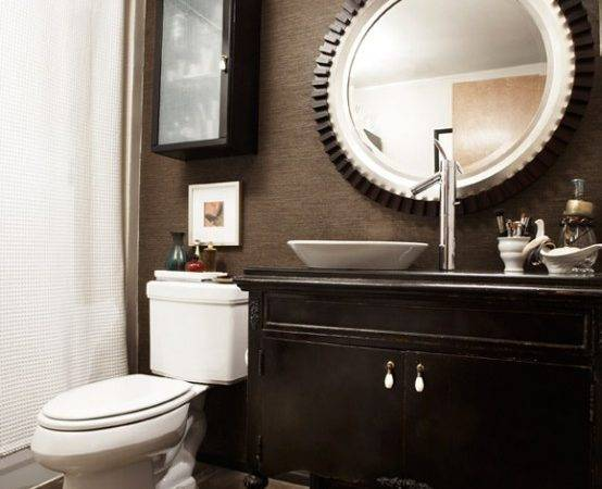 Stylish Truly Masculine Bathroom Cor Ideas Digsdigs