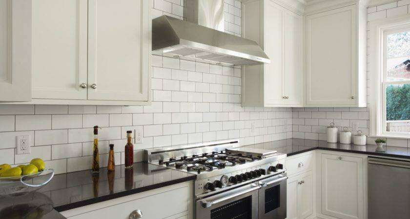 Subway Tile Can Effectively Work Modern Rooms