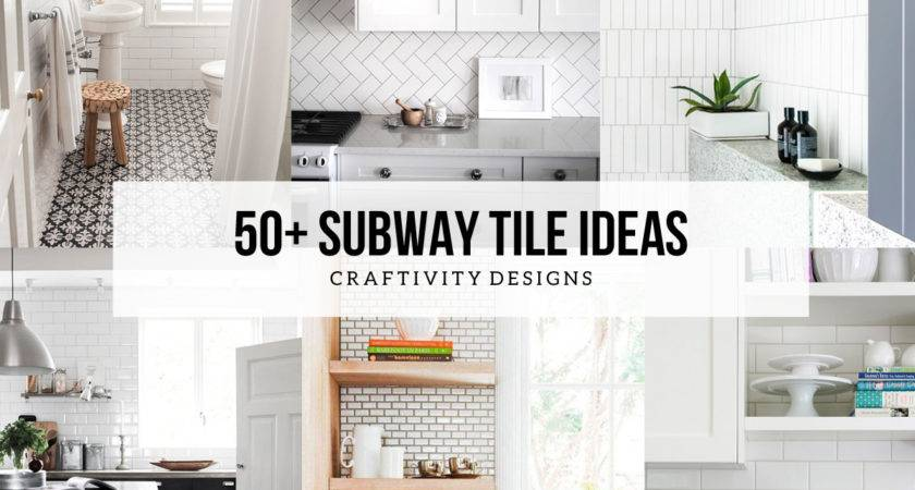 Subway Tile Ideas Pattern Template