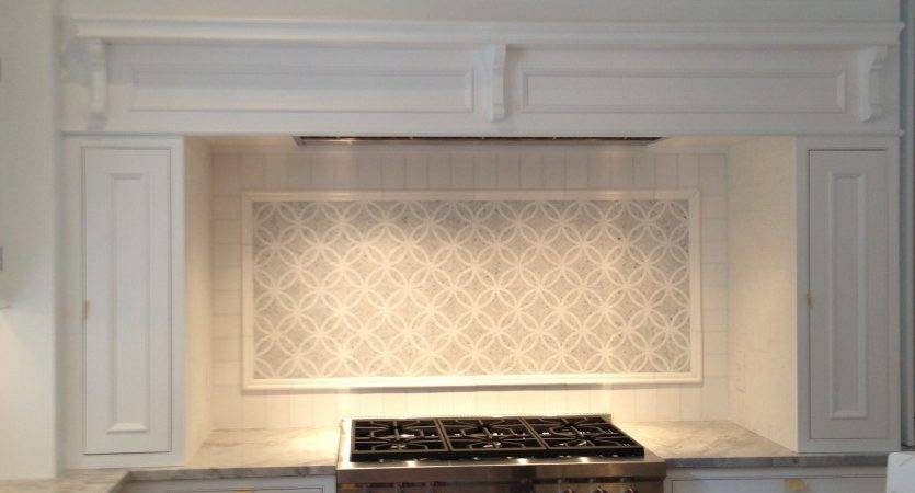 Subway Tile Kitchen Backsplash White Modern