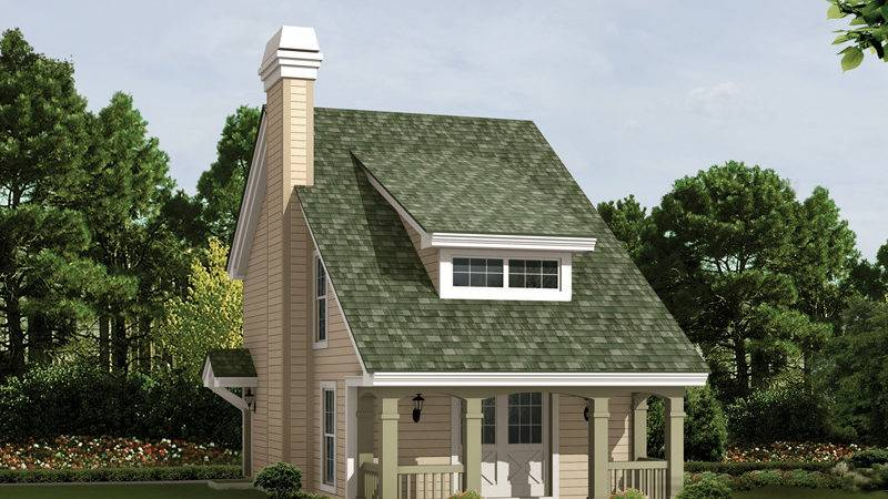 Summertree Cottage Home Plan House Plans More