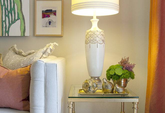 Sumptuous Clip Lamp Shades Living Room Contemporary
