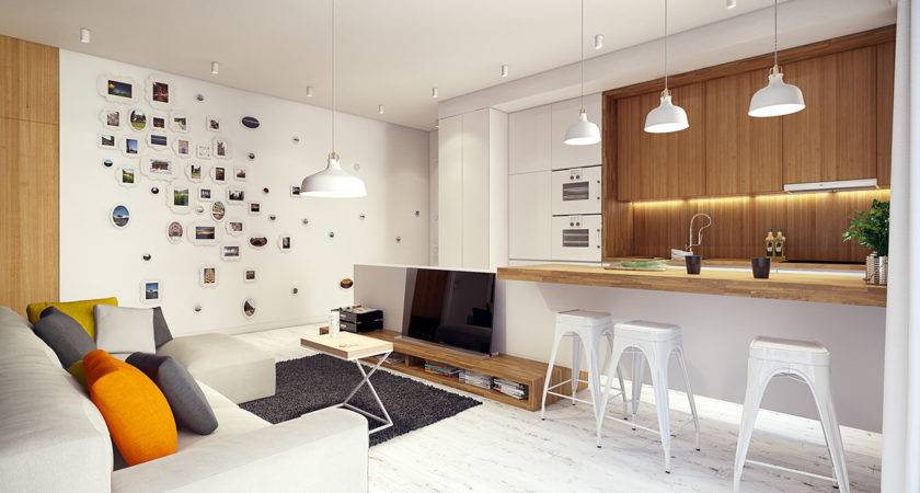 Sunny Apartments Quirky Design Elements