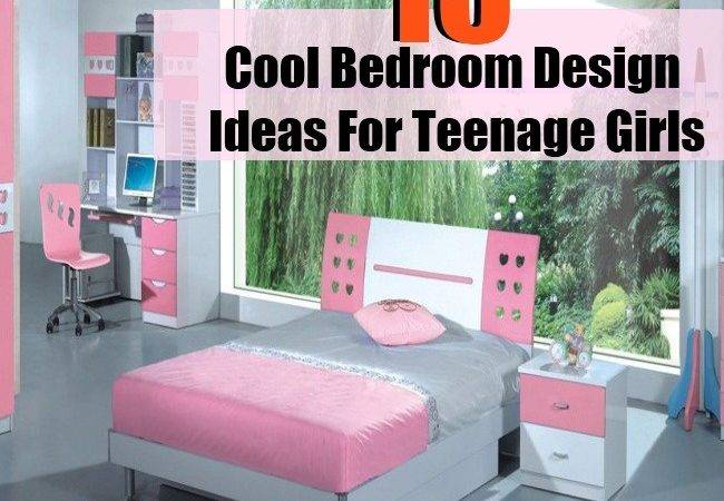 Super Awesome Cool Bedroom Design Ideas Teenage