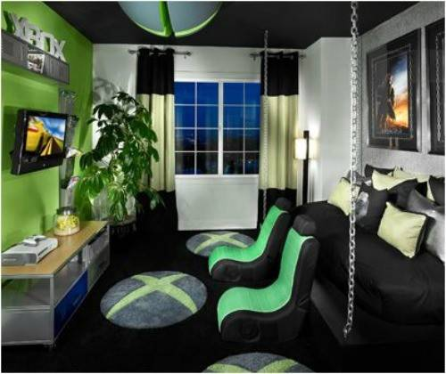 Super Awesome Video Game Room Ideas Must