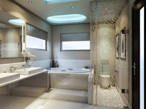 Super Cool Bathroom Contemporary Other Metro
