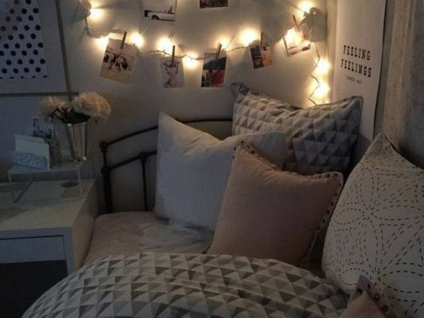 Super Stylish Dorm Room Ideas Home Design Interior