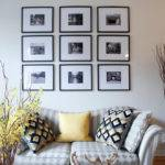 Superb Collage Frame Decorating Ideas