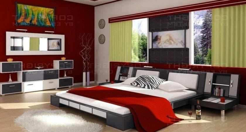 Superb Modern Bedroom Designs Best Item Associated