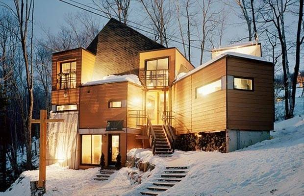 Surprisingly Gorgeous Homes Made Shipping Containers