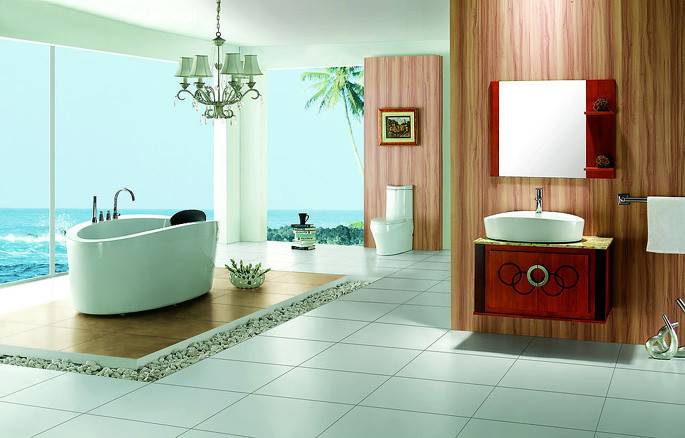 Sustainable Eco Friendly Bathrooms Furniture Home