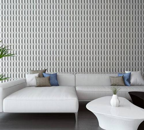 Swanky Sophisticated Modern Wall Panels Room