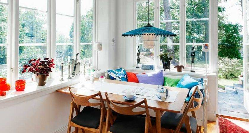 Swedish Home Mixed Style Nordic Bliss