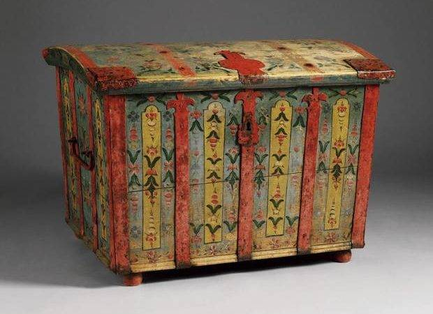 Swedish Painted Furniture Spend