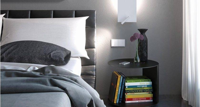 Swing Arm Wall Lamp Bedroom Bedside Reading Lights