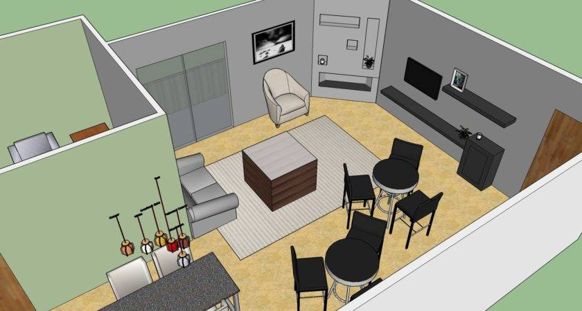 Sxsw Office Layout Sketchup Model Evstudio Architect