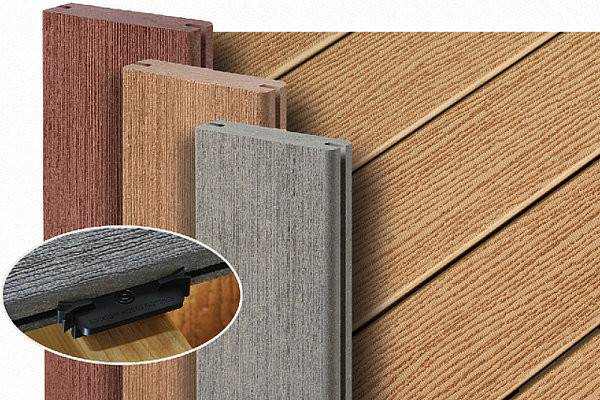 Synthetic Decking Material Newsonair