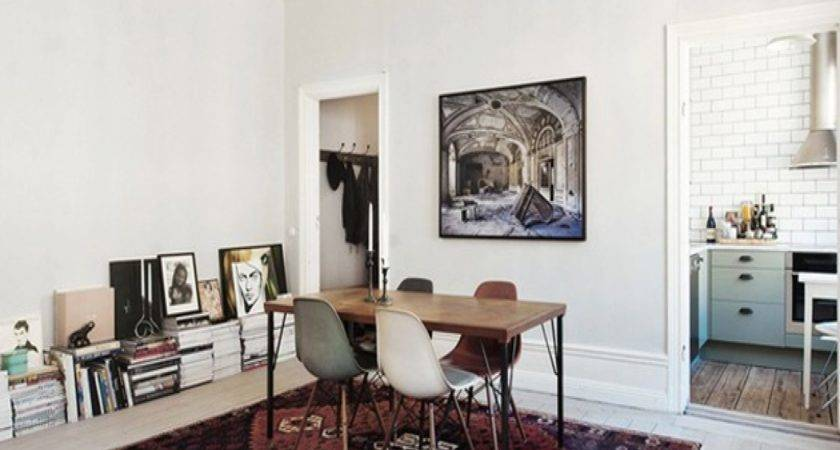 Tables Studio Apartments Dining Room Rug Rugs