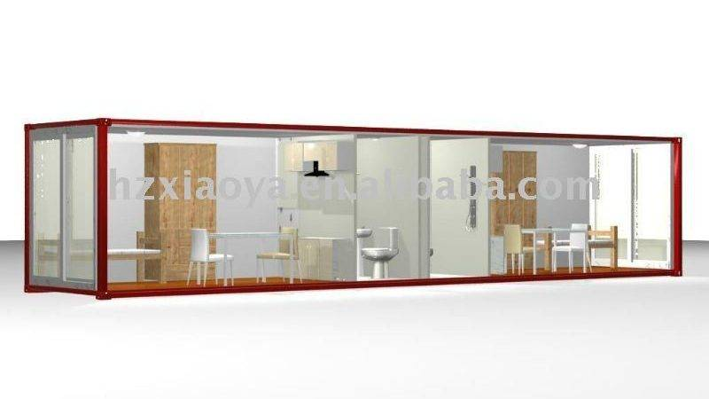 Tainer Here Foot Shipping Container House