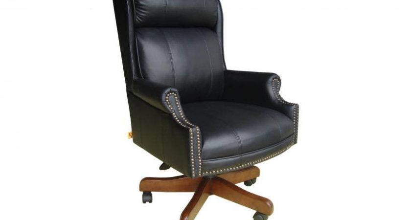 Taking Care Leather Office Chair Bring Ideas