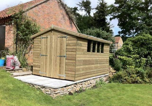 Tanalized Summer House Wolverhampton Dudley