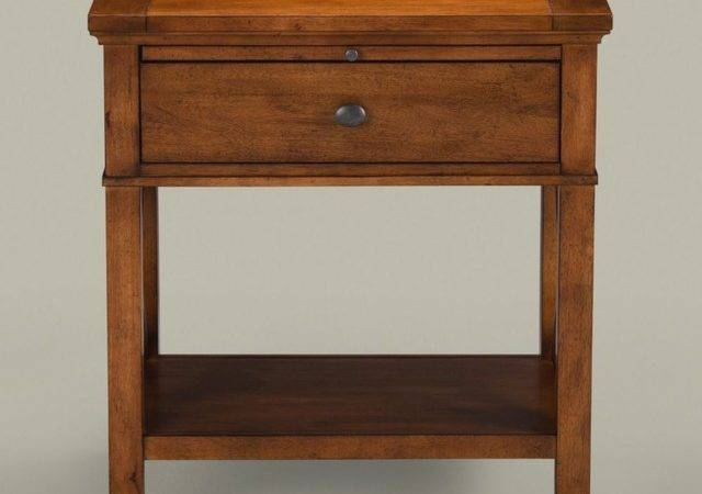 Tango Night Alec Table Traditional Nightstands