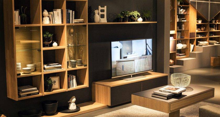 Tastefully Space Savvy Living Room Units Wow