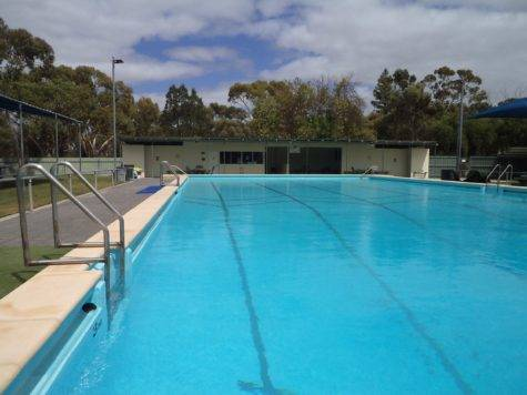 Tatiara District Council South Australia Keith Swimming