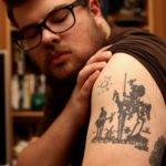 Tattoos Men Forearm Designs Great