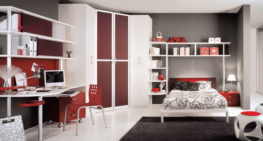 Teen Bedroom Interior Design Stylehomes